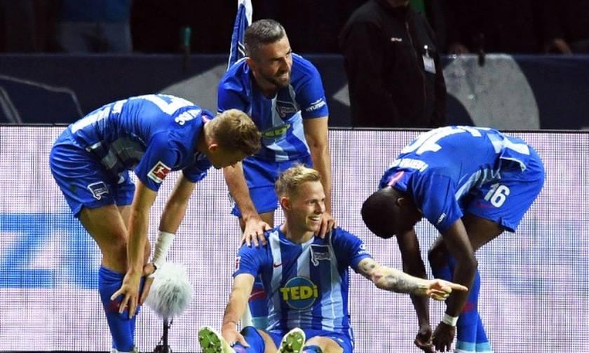 Bundesliga: Αήττητο ήταν και πάει για τη Μπάγερν, «θύτης» η Χέρτα! (vid)