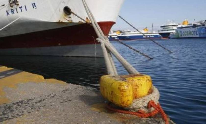 Απαγόρευση απόπλου από Πειραιά για Δωδεκάνησα - Κυκλάδες λόγω των ισχυρών ανέμων