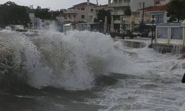 Κυκλώνας Ζορμπάς: Νέο έκτακτο δελτίο της ΕΜΥ - Πού θα είναι πιο έντονα τα φαινόμενα