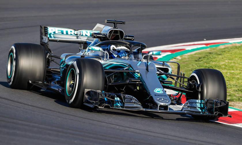 Formula 1: Ο Μπότας νικητής στις κατατακτήριες δοκιμές της Ρωσίας