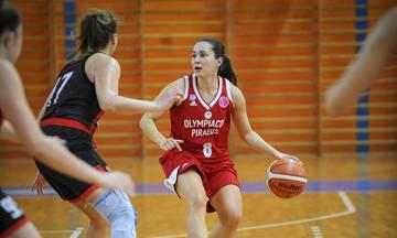 Νίκη για την γυναικεία ομάδα του Ολυμπιακού επί της Σπαρτάκ με 84-69