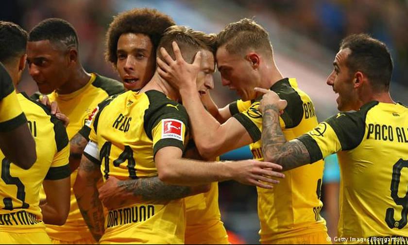 Bundesliga: Στην κορυφή η Μπορούσια Ντόρτμουντ με τεράστια ανατροπή!