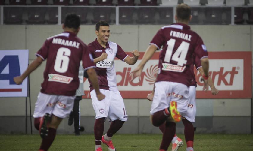 ΑΕΛ-Παναιτωλικός 1-0: Φιέστα στην πρώτη του Φέστα