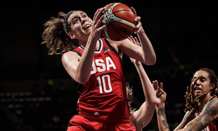 Στον τελικό του Παγκοσμίου Κυπέλλου Γυναικών οι ΗΠΑ
