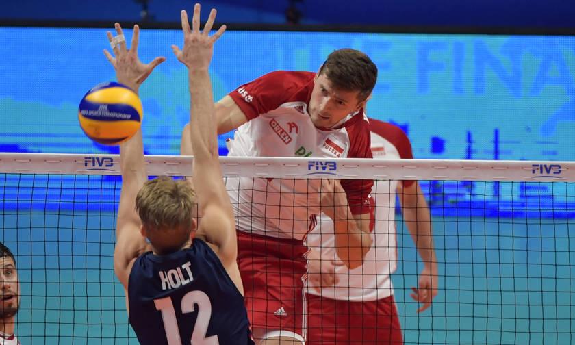 Παγκόσμιο Πρωτάθλημα Βόλεϊ: Η Πολωνία στον τελικό με ανατροπή επί των ΗΠΑ!