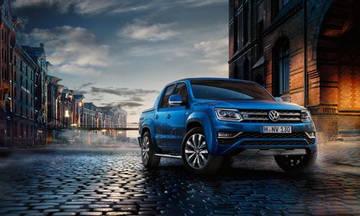Το Volkswagen Amarok με V6 diesel στα 52.200 ευρώ