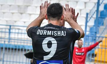Το 0-2 του Πανιωνίου ξανά με Ντουρμισάι (vid)