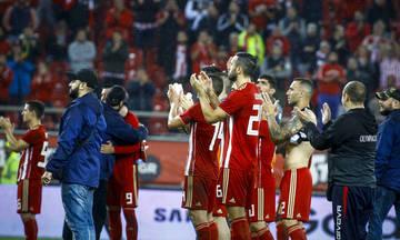 Τα highlights του Ολυμπιακός-ΠΑΟΚ 0-1 (vid)
