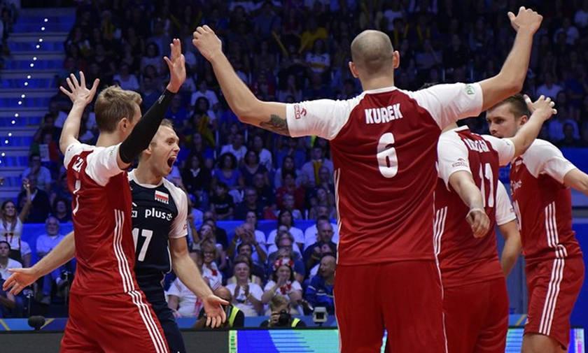 Παγκόσμια Πολωνία, 3-0 τη Βραζιλία στον τελικό!