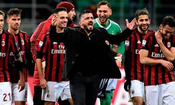 Serie A: Ξέσπασε η Μίλαν 4-1 στη Σασουόλο (vid)