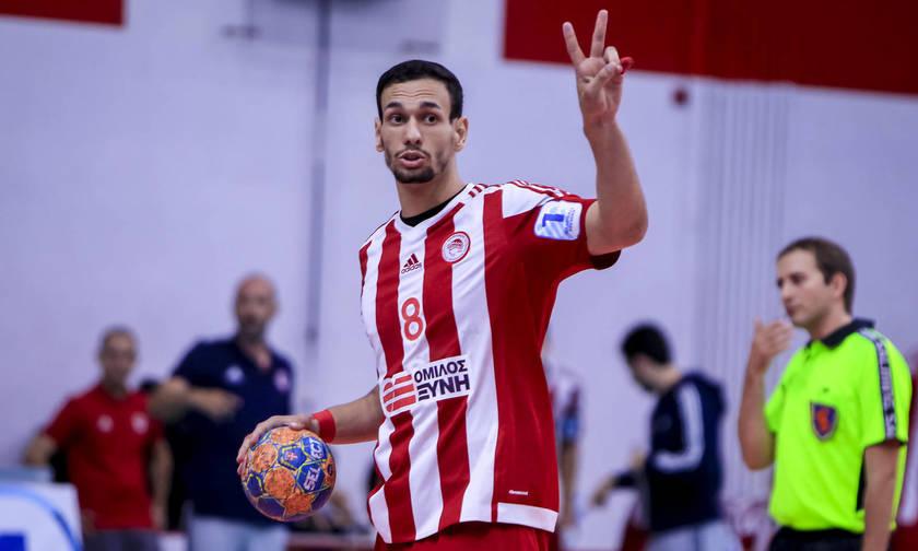 Ο Ολυμπιακός ρίχνεται στην μάχη του EHF Cup κόντρα στην Κόμλο