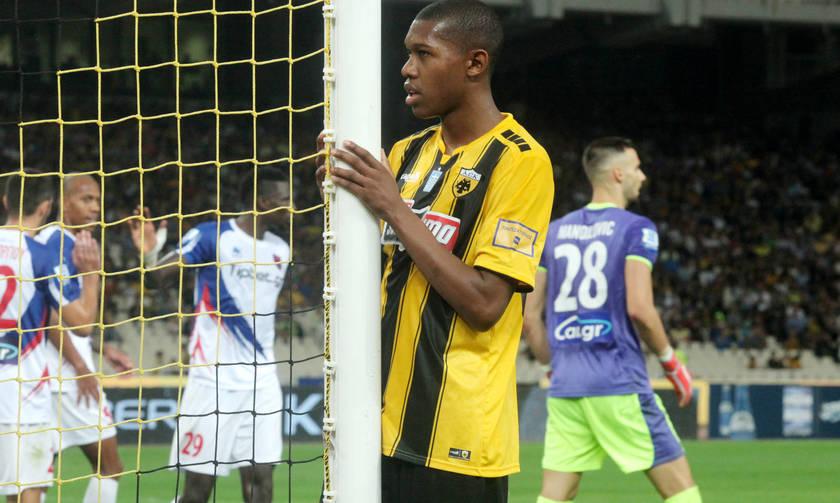 ΑΕΚ: Εκτός αποστολής ο Άλεφ για το ματς με Μπενφίκα (pic)