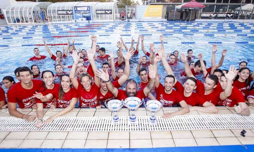 Κολύμβηση: Oι «ερυθρόλευκες» κλήσεις στην προεθνική