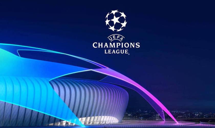 Champions League: Τα ματς της Τρίτης (2/10) και τα κανάλια που θα τα μεταδώσουν