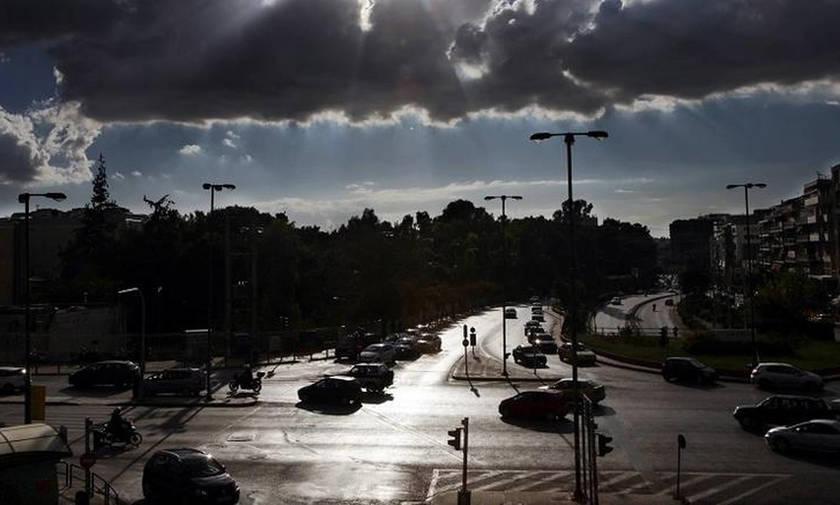 Ανεβαίνει η θερμοκρασία - Που θα εκδηλωθούν τοπικές βροχές