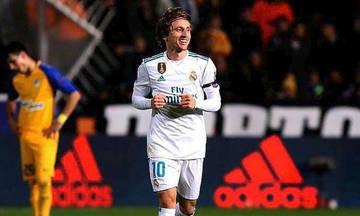 Ανανεώνει για δύο ακόμα χρόνια με την Ρεάλ Μαδρίτης ο Μόντριτς