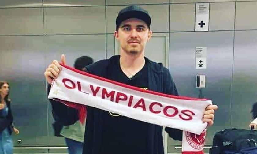 «Πάτησε» Ελλάδα ο Τερβαπόρτι για τον Ολυμπιακό (pic)