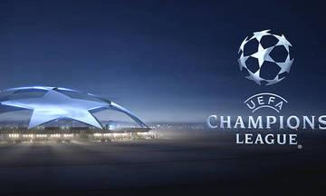 Champions League: Τα παιχνίδια της Τετάρτης (3/10) και τα κανάλια που θα τα μεταδώσουν