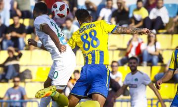 Κύπελλο Ελλάδας: Με Μακέντα ο Παναθηναϊκός 1-0 στο Αγρίνιο