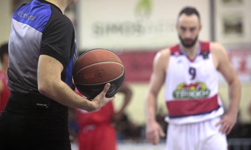 Οι διαιτητές της πρεμιέρας της Basket League