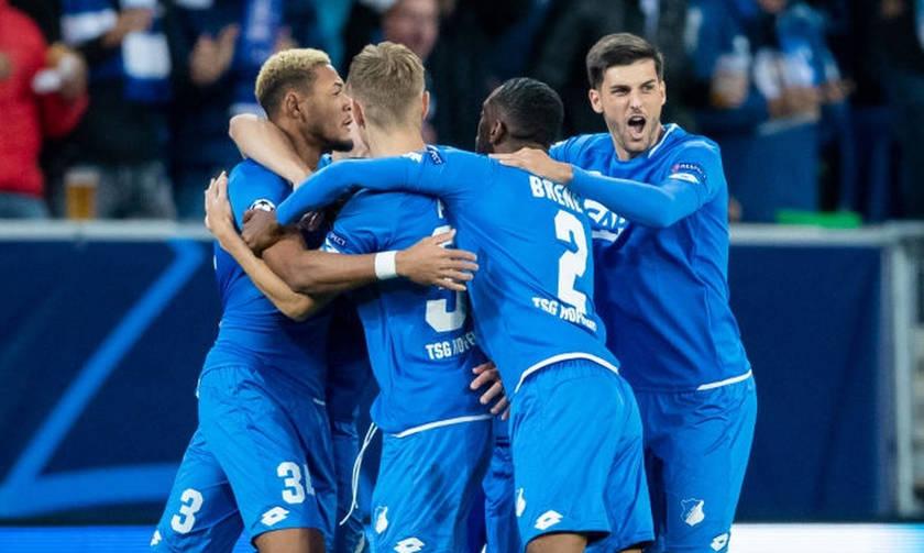 Δύο γκολ σε επτά λεπτά στο Χόφενχαϊμ - Μάντσεστερ Σίτι (vids)