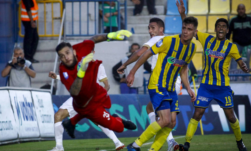 Τα highlights του Παναιτωλικός-Παναθηναϊκός 0-1 (vid)