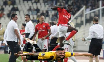 ΑΕΚ-Μπενφίκα 2-3: Οι «αετοί» νίκησαν τον «δικέφαλο» Κλωναρίδη