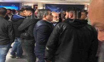 ΑΕΚ – Μπενφίκα: Ο «Ιβάν Σαββίδης» στο ΟΑΚΑ! (pics)