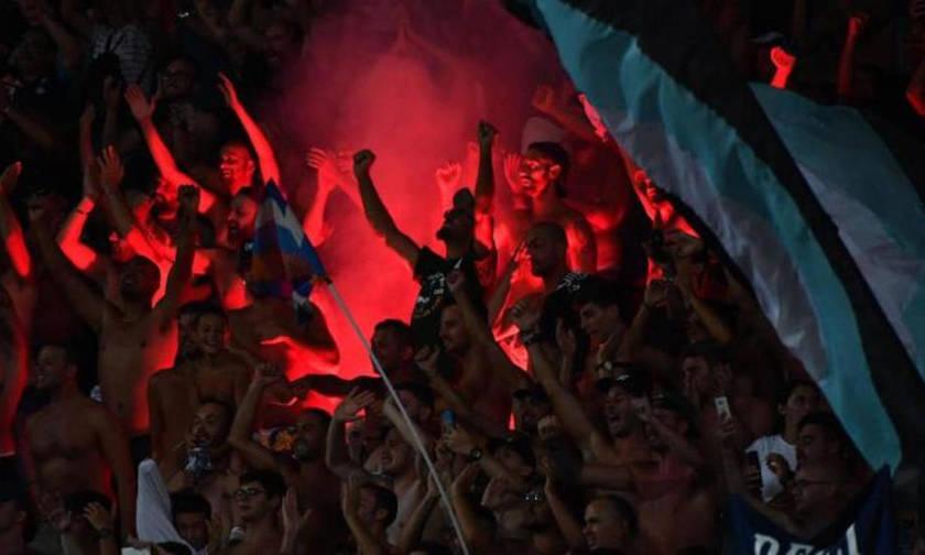 Τρεις Άγγλοι οπαδοί μαχαιρωμένοι στη Νάπολη