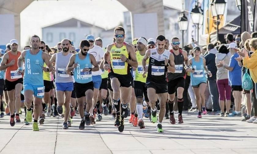 Ο Spetses Mini Marathon 2018