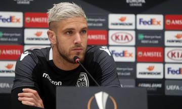 Πασχαλάκης για ΜΠΑΤΕ Μπορίσοφ: «Με οδηγό το Champions League»