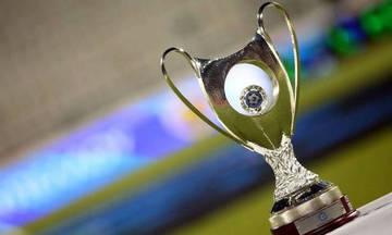 Κύπελλο Ελλάδος: Τα αποτελέσματα και οι βαθμολογίες της πρώτης αγωνιστικής