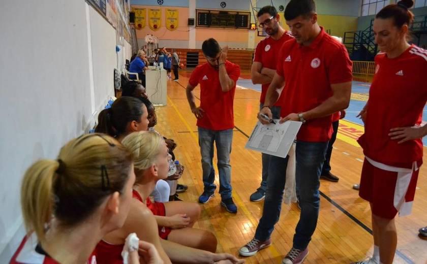 Ολυμπιακός: Νίκησε τις Εσπερίδες με το μυαλό στη Βίσλα
