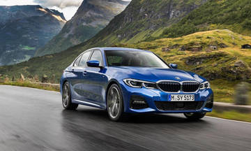Αυτή είναι η νέα BMW Σειρά 3 (pic)