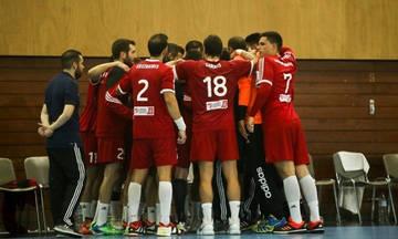 ΕHF Cup: Δοκιμασία στην Ουγγαρία για τον Ολυμπιακό