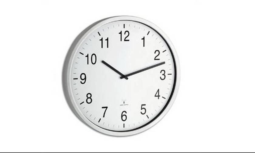 Θα είναι αυτή η τελευταία φορά που αλλάζει η ώρα στην Ελλάδα;