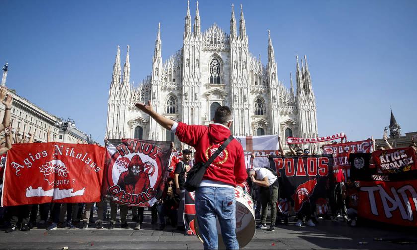 Το Milannews για τον κόσμο του Ολυμπιακού (vid)