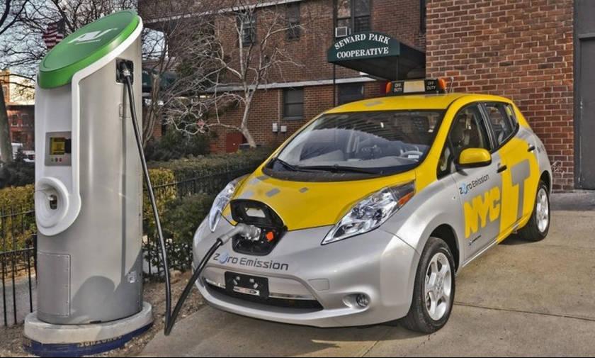 Επίσημο: Ηλεκτρικά ταξί στην Ελλάδα
