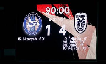 Παρέμεινε στη 14η θέση της ΟΥΕΦΑ η Ελλάδα
