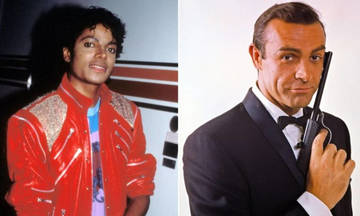 O Μάικλ Τζάκσον ήθελε να υποδυθεί τον... Τζέιμς Μποντ!