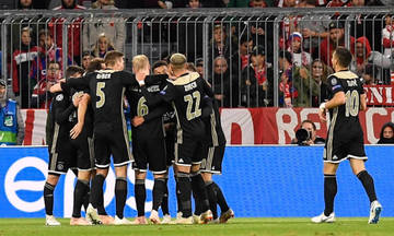 Eredivisie: Ο Άγιαξ υποδέχεται την Άλκμααρ
