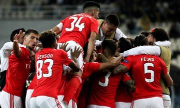 Primeira Liga: Την Κυριακή το ντέρμπι Μπενφίκα - Πόρτο