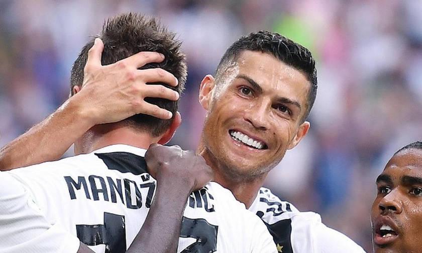 Serie A: Με Ουντινέζε η Γιουβέντους την Κυριακή για το 8/8, με Κιέβο η Μίλαν