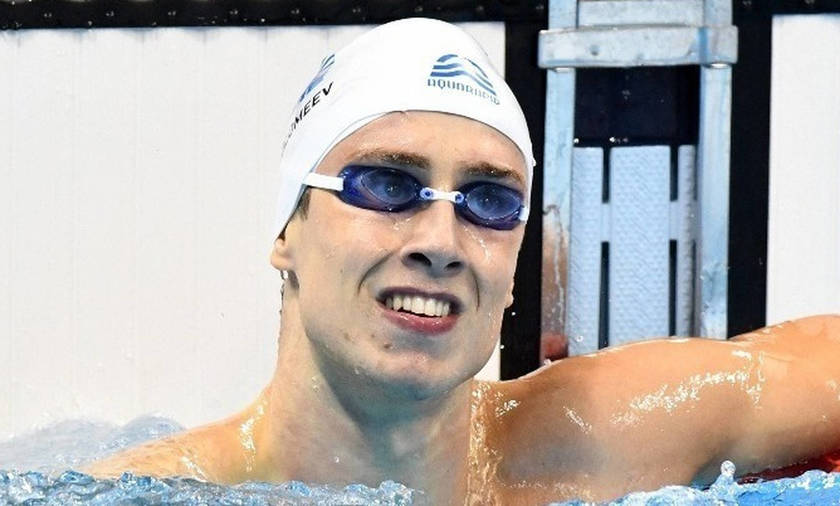 Παγκόσμιο Κολύμβησης: Δέκατος ο Γκολομέεβ στα 100μ. ελεύθερο