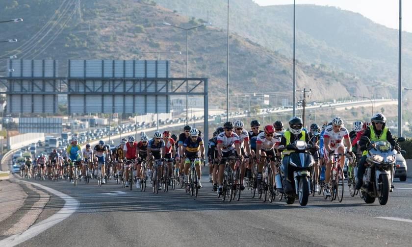 Κυκλοφοριακές ρυθμίσεις στην Αθήνα και την εθνική οδό προς Κόρινθο - Λόγω ποδηλατικού αγώνα