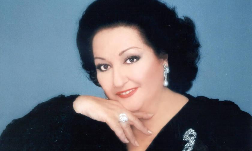 Πέθανε η σοπράνο Μονσεράτ Καμπαγιέ(VID)