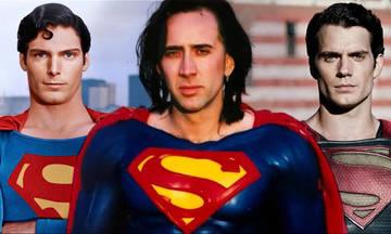 Εκστρατεία στο Twitter για να γίνει ο Νίκολας Κέιτζ ο επόμενος Superman