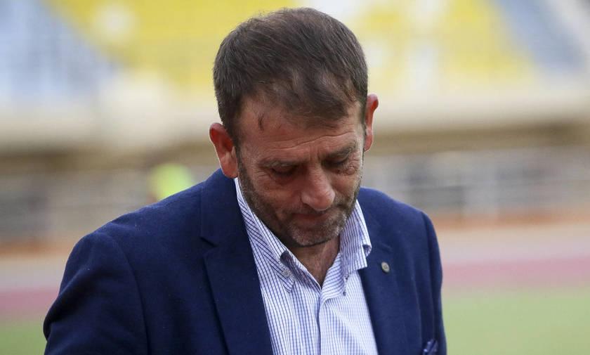 Football League: Αιφνιδιαστικό «διαζύγιο» Ηρόδοτου με Παπαματθαιάκη