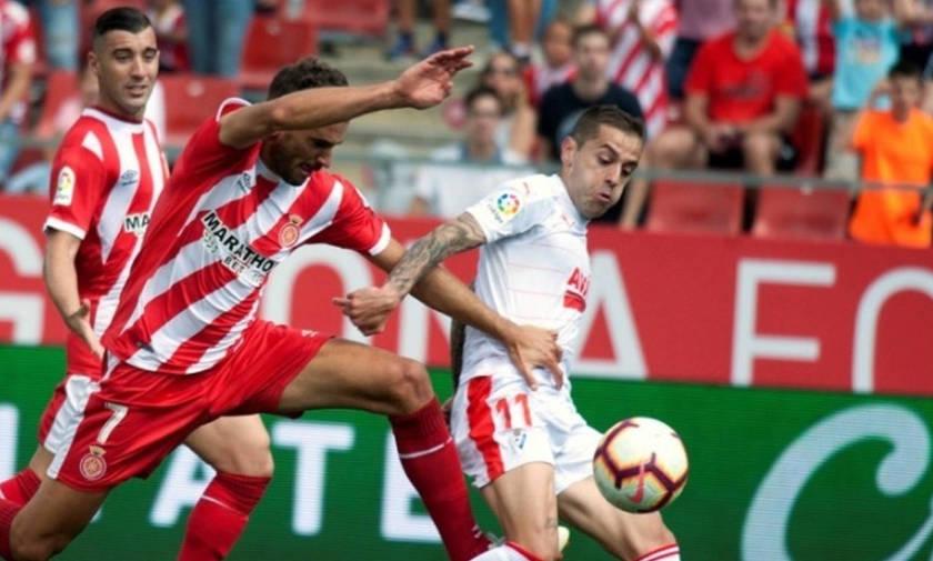 La Liga: Νίκη-ανάσα η Εϊμπάρ 3-2 τη Ζιρόνα
