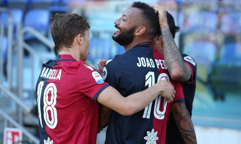 Serie A: Πρώτη νίκη της Κάλιαρι στη Σαρδηνία, 2-0 την Μπολόνια